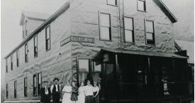 History of Minturn